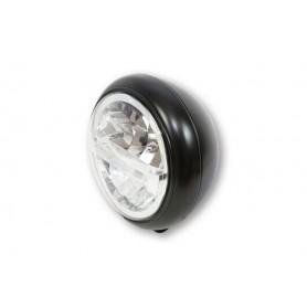 Phares HIGHSIDER HIGHSIDER 7 POUCES PHARE LED HD-STYLE TYPE 4 NOIR 223-155