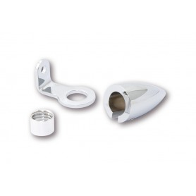 Accessoires Clignotants HIGHSIDER HIGHSIDER ALU-HOUSING AVEC BRACKET POUR MONO UNIT 255-013