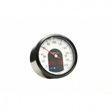 Counters MOTOGADGET MOTOGADGET MOTOSCOPE TINY BLACK 5001010