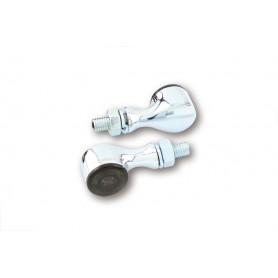 HIGHSIDER LED INDICATOR/FPL APOLLO CLASSIC CHROME