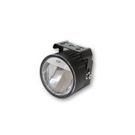 Headlights HIGHSIDER HIGHSIDER PHARE LED ANTI-BROUILLARD LIGHT NOIR 222-203