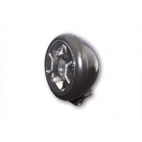 Headlights HIGHSIDER HIGHSIDER PHARE LED HD-STYLE TYPE 2 7 POUCES 223-185