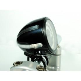 Supports Compteurs MOTOGADGET CUVELAGE COMPTEUR MOTGADGET MST GROOVE NOIR 1'' 15005026