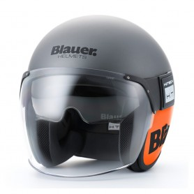 Casques BLAUER CASQUE BLAUER POD TITANIUM ORANGE  12CBKHU01033.H00001-H79