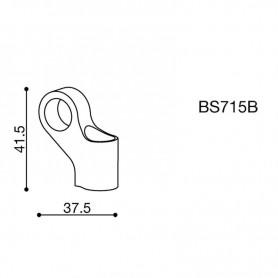Adaptateurs Rétroviseurs RIZOMA ADAPTATEUR RETROVISEUR RIZOMA BS714 BS714B