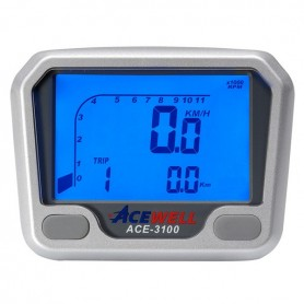 Counters ACEWELL COMPTEUR DIGITAL ACEWELL MODELE 3100 NOIR ACE-3100S