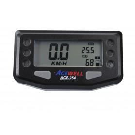 Counters ACEWELL COMPTEUR DIGITAL ACEWELL MODELE 254 NOIR ACE-254S