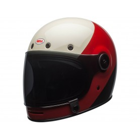 Casques BELL CASQUE BELL BULLITT TRIPLE TREAT ROUGE/NOIR 7080937