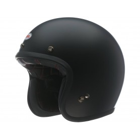 Casques BELL CASQUE BELL CUSTOM 500 SOLID NOIR 7050061