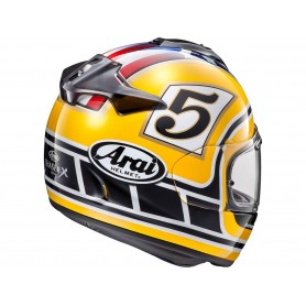 Casques ARAI CASQUE ARAI CHASER-X EDWARDS LEGEND JAUNE 43127258L