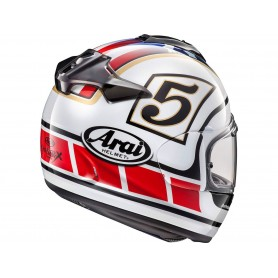 Casques ARAI CASQUE ARAI CHASER-X EDWARDS LEGEND BLANC 43127282L