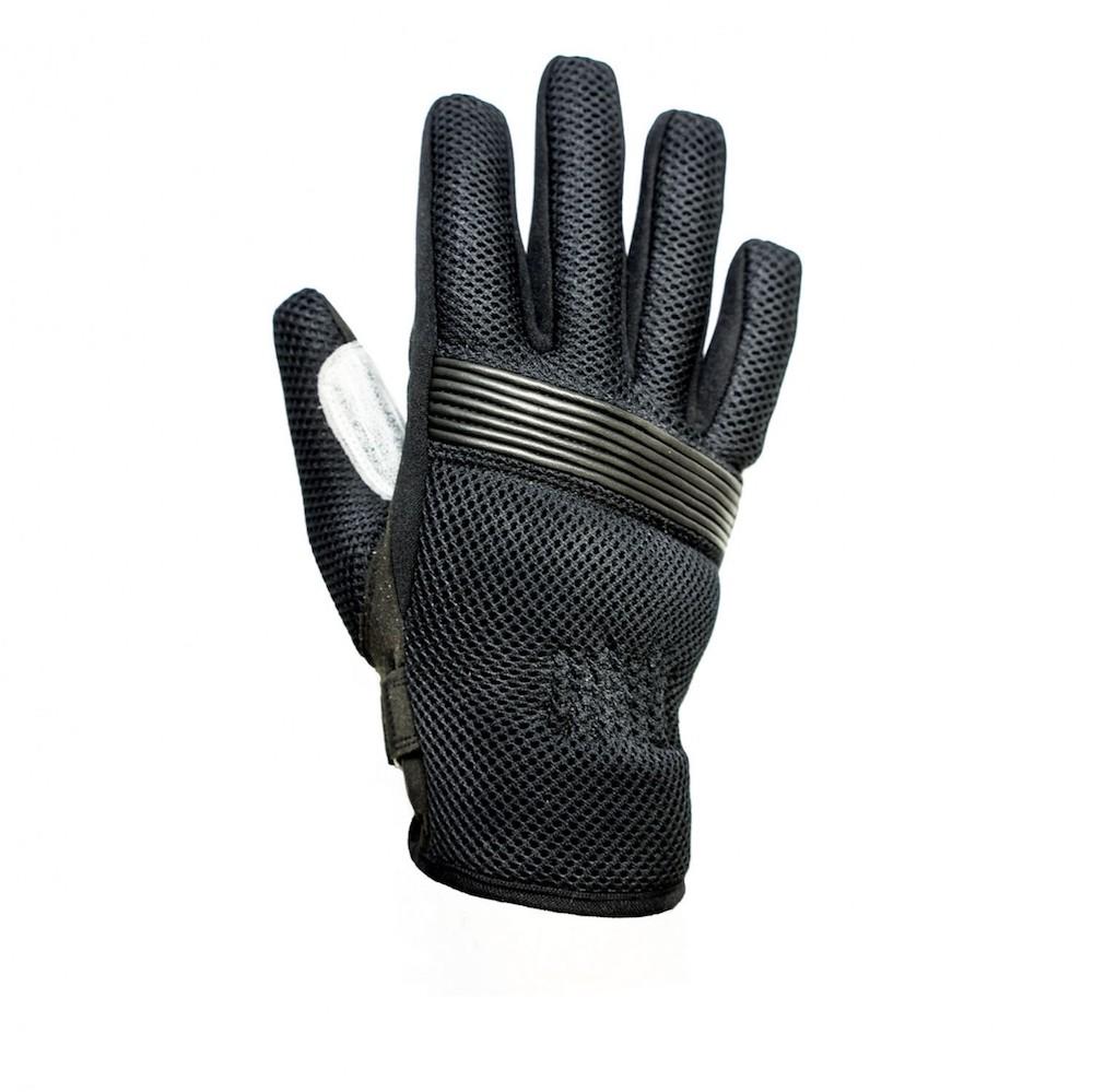 Gants helstons benny et tissu mesh noir gris gants for Garage 4 fois sans frais 77