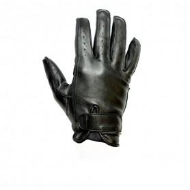 Men's Gloves HELSTONS HELSTONS GLOVES HIRO SUMMER SOFT LEATHER BLACK 20180030 NO