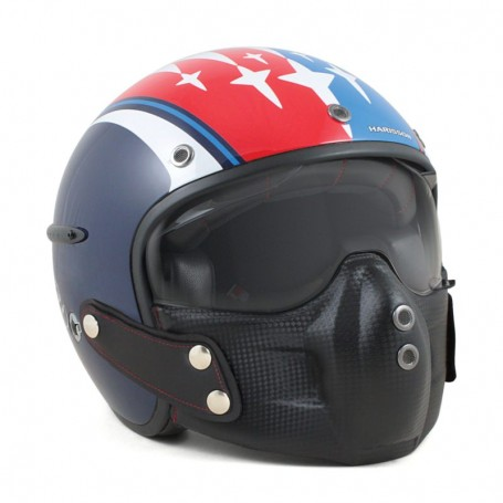 Casques HARISSON CASQUE HARISSON PATROUILLE DE FRANCE CA150