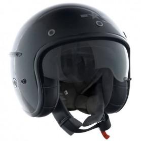 Helmets HARISSON CASQUE HARISSON CORSAIR NOIR BRILLANT CA101