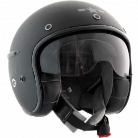 Helmets HARISSON CASQUE HARISSON CORSAIR NOIR MAT CA102