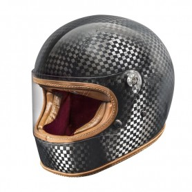 Casques PREMIER CASQUE PREMIER TROPHY CARBON TECH LIMITED EDITION ANNIVERSAIRE TROPHYCARBTECH