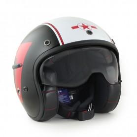 Helmets HARISSON CASQUE HARISSON CORSAIR TANK NOIR CA119