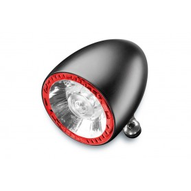 Tail Lights KELLERMANN FEU ARRIERE KELLERMANN BULLET 1000 RB NOIR 2 FONCTIONS 200-283