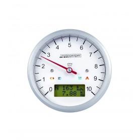Compteurs MOTOGADGET MOTOGADGET MOTOSCOPE CLASSIC 80MM 8000T POLI 2003045