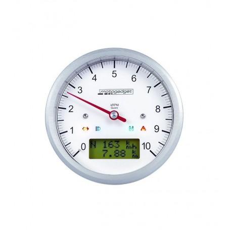 Counters MOTOGADGET MOTOGADGET MOTOSCOPE CLASSIC 8 NOIR/POLI 2003045