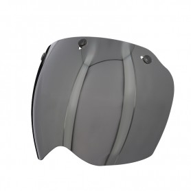 Helmets Screens PREMIER ECRAN PREMIER MX 3 PRESSIONS ARGENT CHROME BPVISMXA