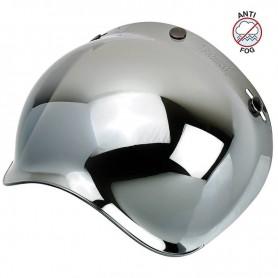 Helmets Screens BILTWELL ECRAN BILTWELL BUBBLE ANTI-BROUILLARD MIRROIR CHROME 2001-221