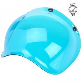 Helmets Screens BILTWELL ECRAN BILTWELL BUBBLE ANTI-BROUILLARD BLEU 2001-105