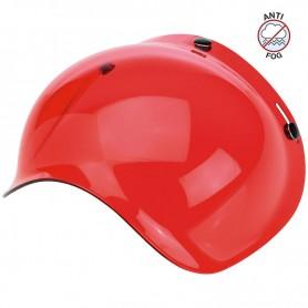 Helmets Screens BILTWELL ECRAN BILTWELL BUBBLE ANTI-BROUILLARD ROUGE 2001-106