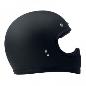 Casques INTEGRAL DMD CASQUE DMD RACER MAT NOIR D1FFS10000MB