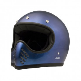 Casques INTEGRAL DMD CASQUE DMD 1975 METALIC BLEU D1FFS40000EB