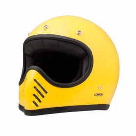 Casques INTEGRAL DMD CASQUE DMD 1975 JAUNE D1FFS40000YE