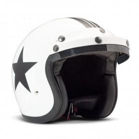 Helmets Visors DMD VISIÈRE DMD RACING BLANCHE D1ACS30000PW00