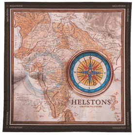 Scarfs HELSTONS HELSTONS FOULARD INDIA 20170036 DIV
