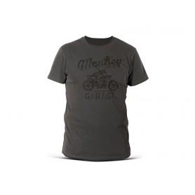 Tee-Shirts Hommes DMD T-SHIRT DMD MONKEY GRIS D2TSS91800GR