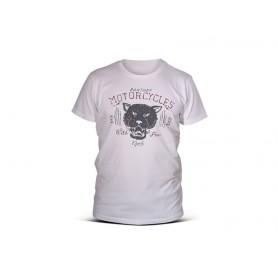 Tee-Shirts Hommes DMD T-SHIRT DMD PANTHER BLANC D2TSS91900WH