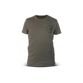 Tee-Shirts Hommes DMD T-SHIRT DMD UNSCRUPULOUS MILITARY VERT D2TSS91120MG