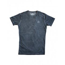 Tee-Shirts Hommes HELSTONS HELSTONS T-SHIRT BROCK COTON BLEU 20170051 BL