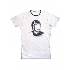 Tee-Shirts Hommes HELSTONS HELSTONS T-SHIRT GENTLEMAN COTON BEIGE 20170052 BE