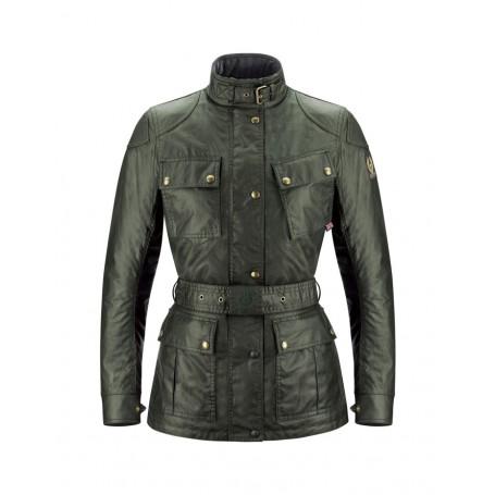 Women's Jackets BELSTAFF VESTE BELSTAFF CLASSIC TOURIST TROPHY LADY 42050006
