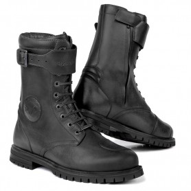 Mens's High Boots STYLMARTIN BOTTES STYLMARTIN ROCKET NOIR STM-ROCKET