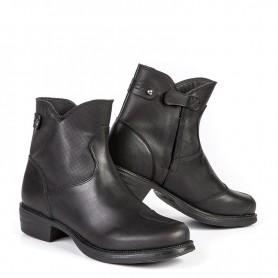 Women's Boots STYLMARTIN DEMI-BOTTES STYLMARTIN PEARL J NOIR STM-PEARL-J