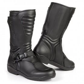 Mens's High Boots STYLMARTIN BOTTES STYLMARTIN MILES NOIR STM-MILES