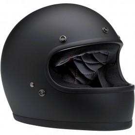 Helmets BILTWELL HELMET BILTWELL GRINGO FLAT NOIR