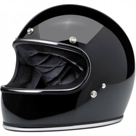 Helmets BILTWELL HELMET BILTWELL GRINGO GLOSS NOIR