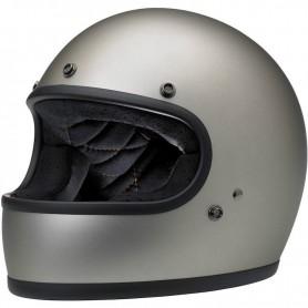 Helmets BILTWELL HELMET BILTWELL GRINGO FLAT TITANIUM