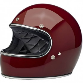 Helmets BILTWELL HELMET BILTWELL GRINGO GLOSS GARNET