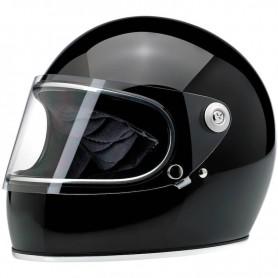 Helmets BILTWELL HELMET BILTWELL GRINGO S GLOSS NOIR
