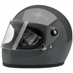Helmets BILTWELL HELMET BILTWELL GRINGO S GLOSS STORM GRIS