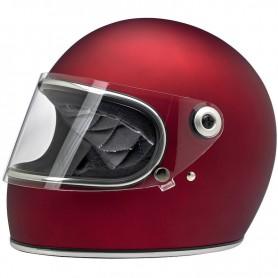 Helmets BILTWELL HELMET BILTWELL GRINGO S FLAT ROUGE